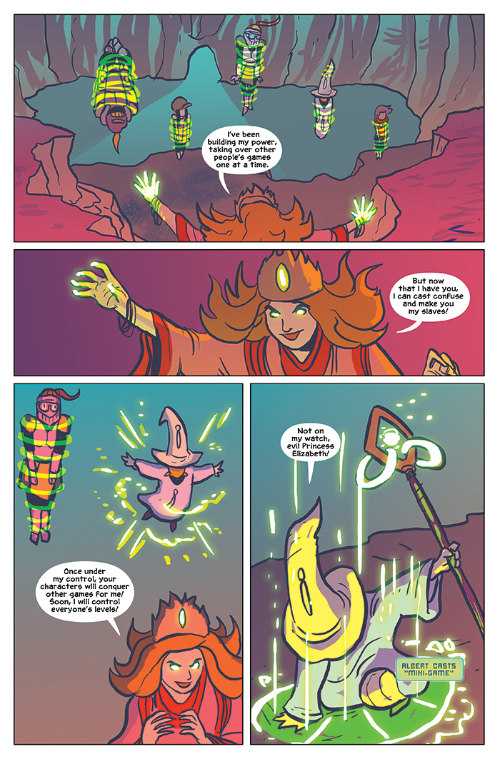 Homelife Chapter 11 Page 18