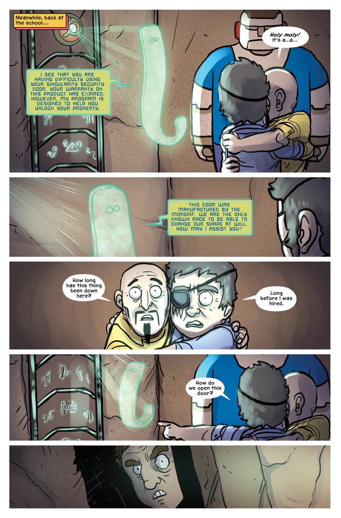 Homelife Chapter 13 Page 18