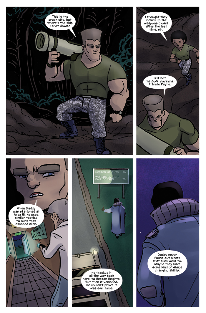 Homelife Chapter 14 Page 6