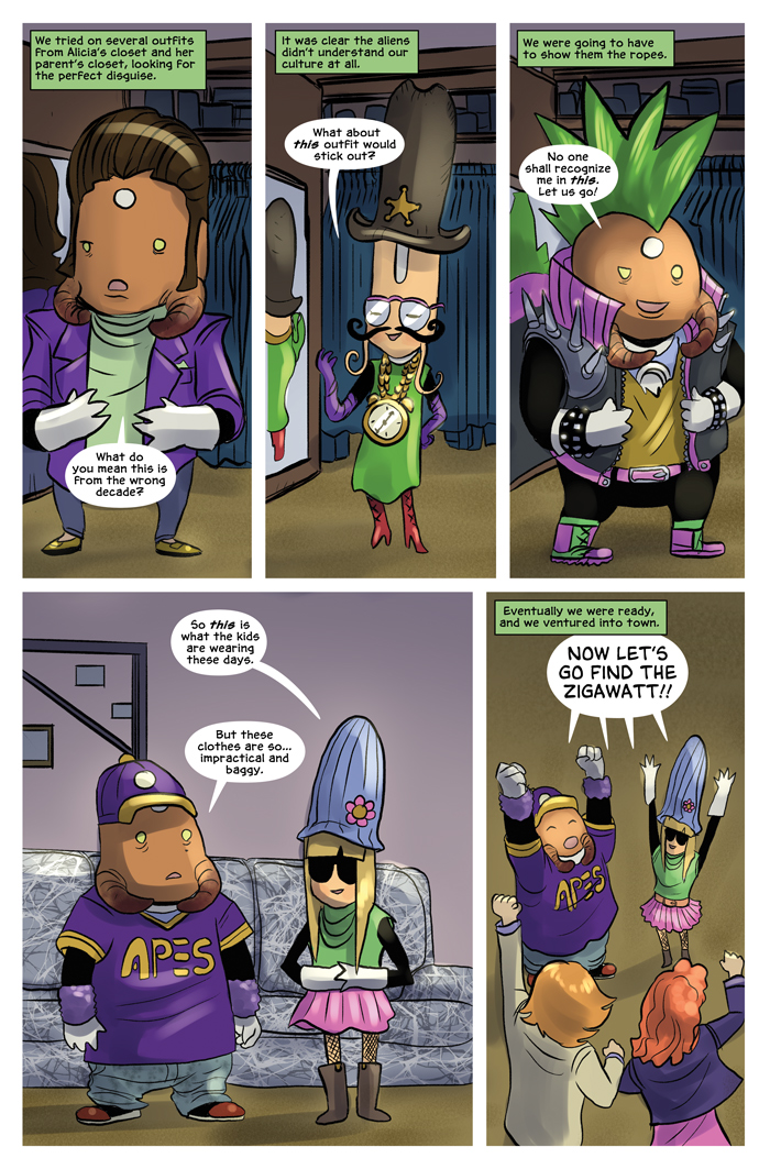 Homelife Chapter 14 Page 9