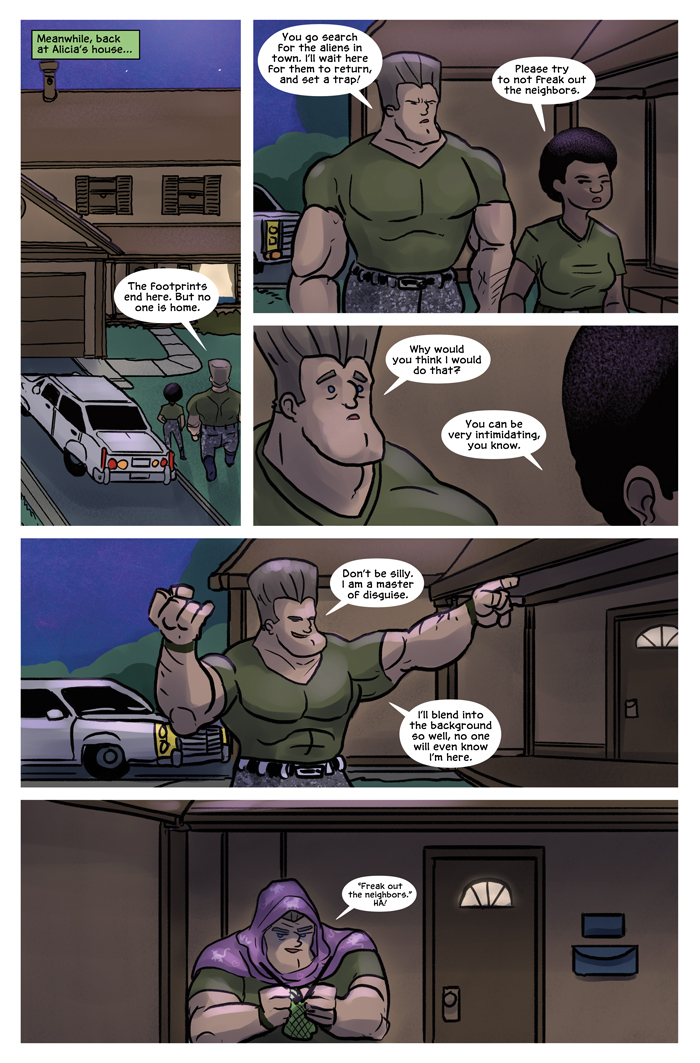 Homelife Chapter 14 Page 13