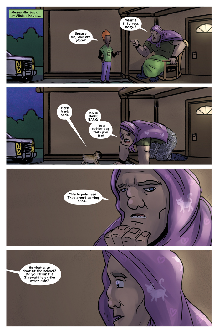 Homelife Chapter 14 Page 15