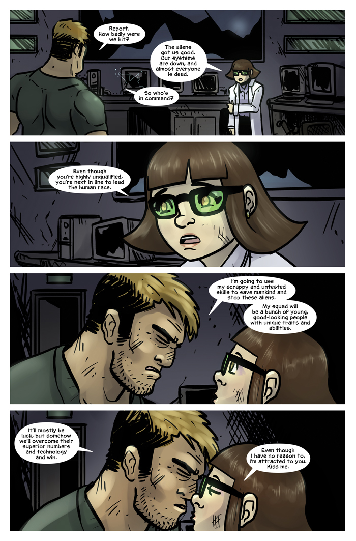 Homelife Chapter 15 Page 1