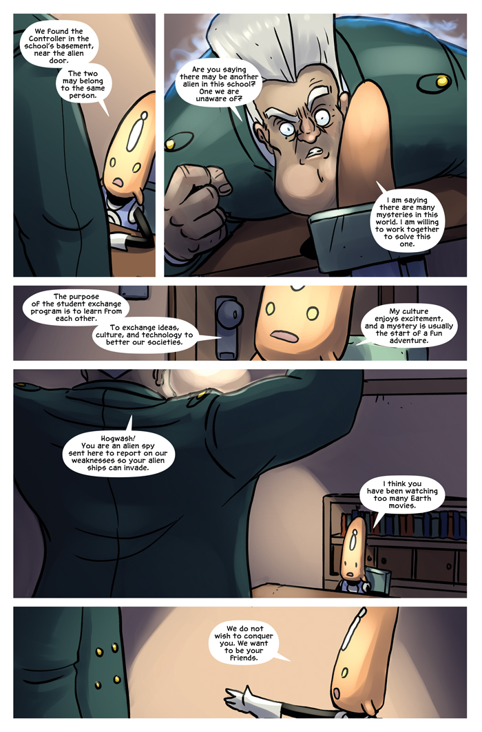 Homelife Chapter 15 Page 15