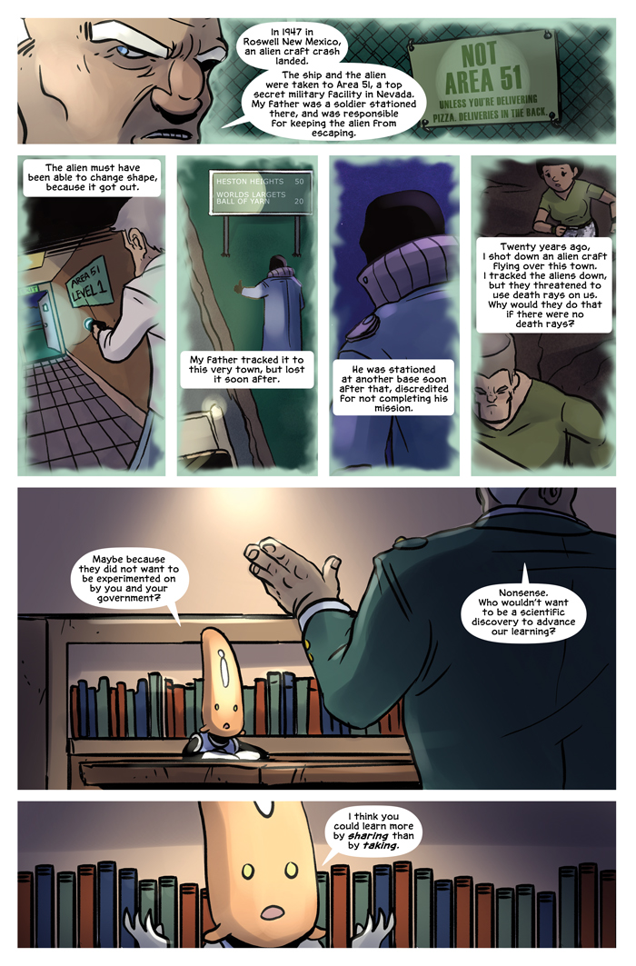 Homelife Chapter 15 Page 16