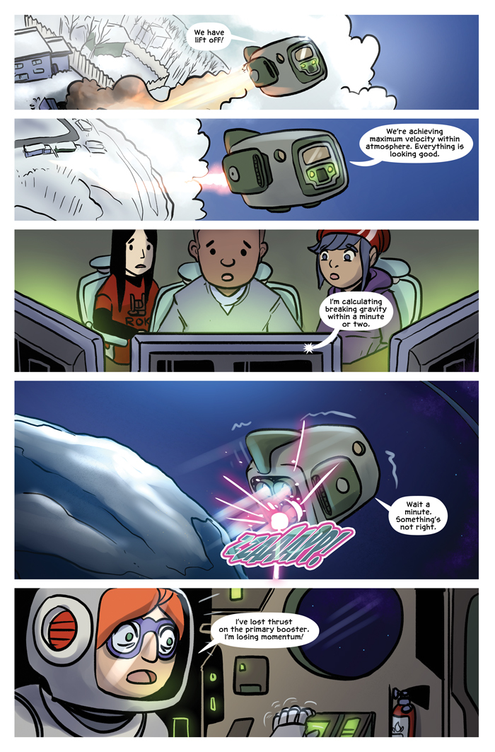 Space Bullies from Mars Chapter 16 Page 3