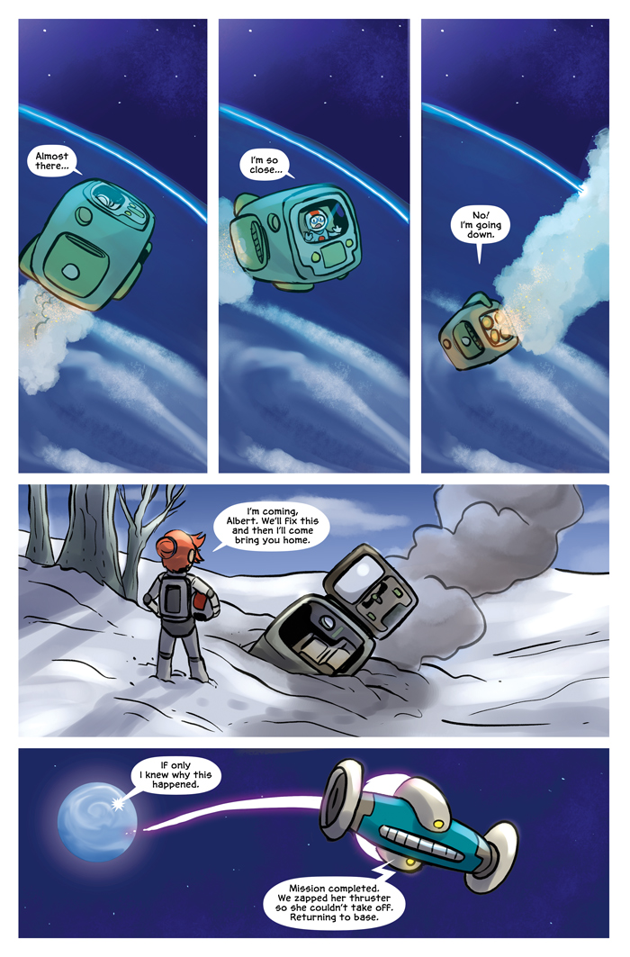 Space Bullies from Mars Chapter 16 Page 4