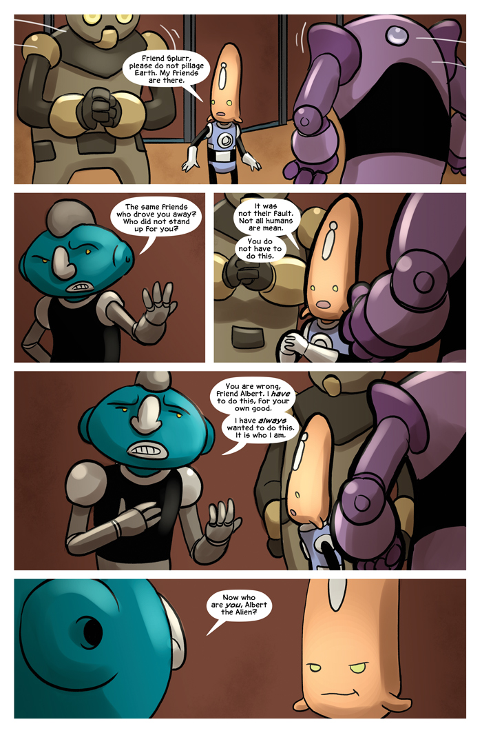 Space Bullies from Mars Chapter 16 Page 17