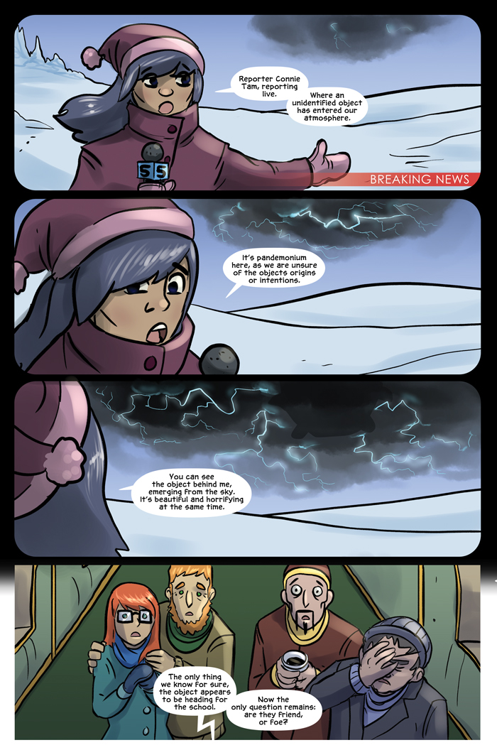Space Bullies from Mars Chapter 17 Page 7