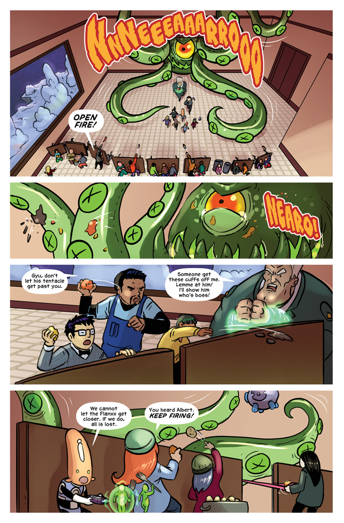 Space Bullies from Mars Chapter 18 Page 12