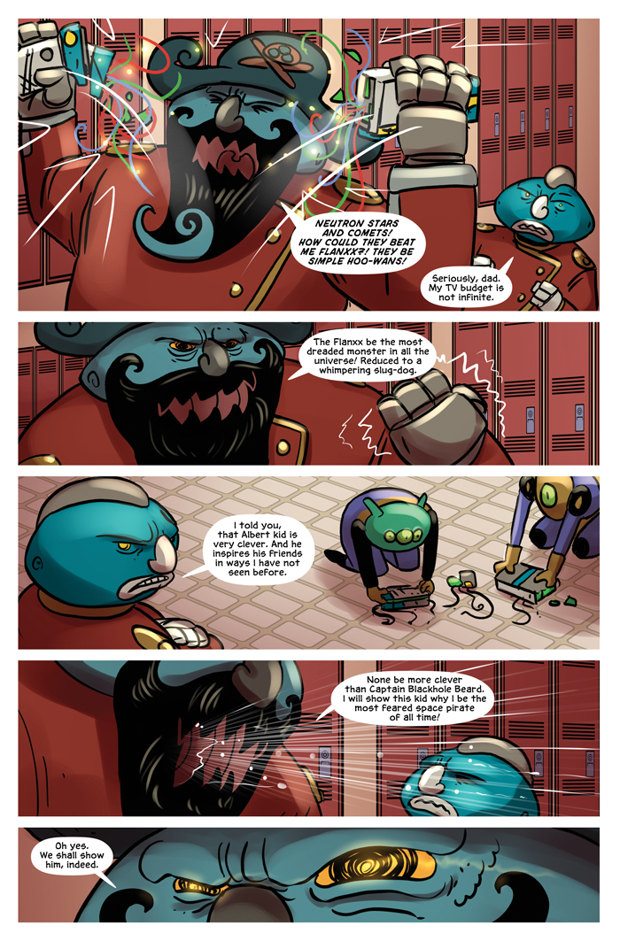 Space Bullies from Mars Chapter 18 Page 16