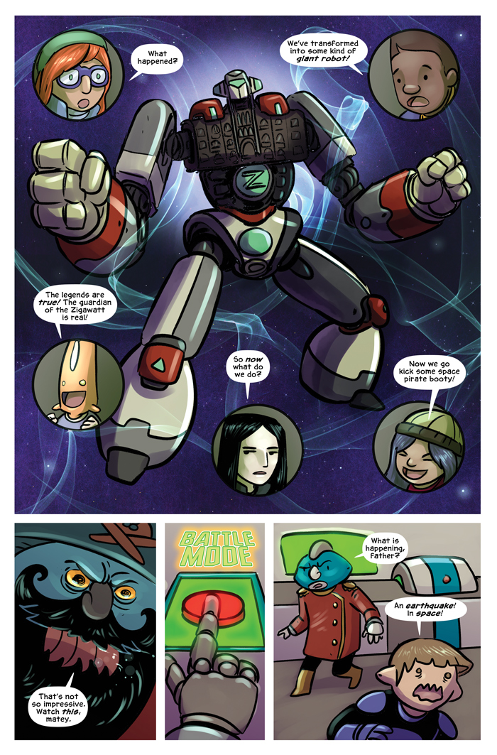 Space Bullies from Mars Chapter 19 Page 7