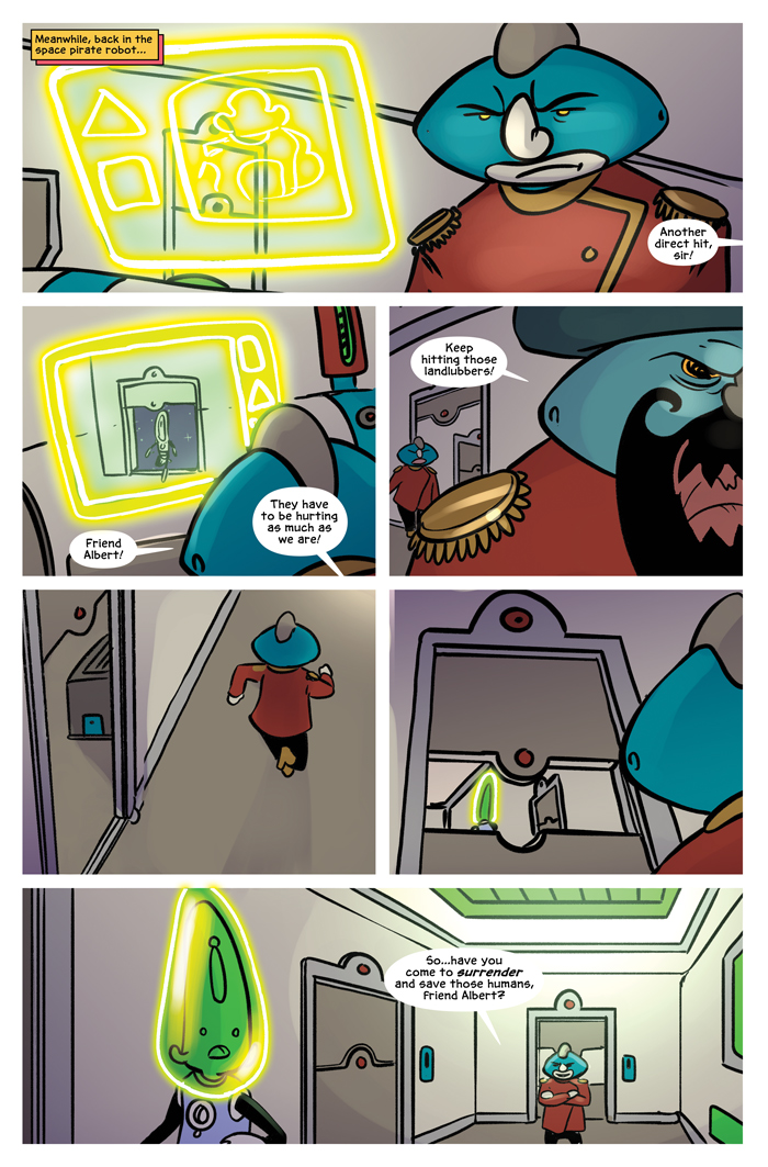 Space Bullies from Mars Chapter 19 Page 19